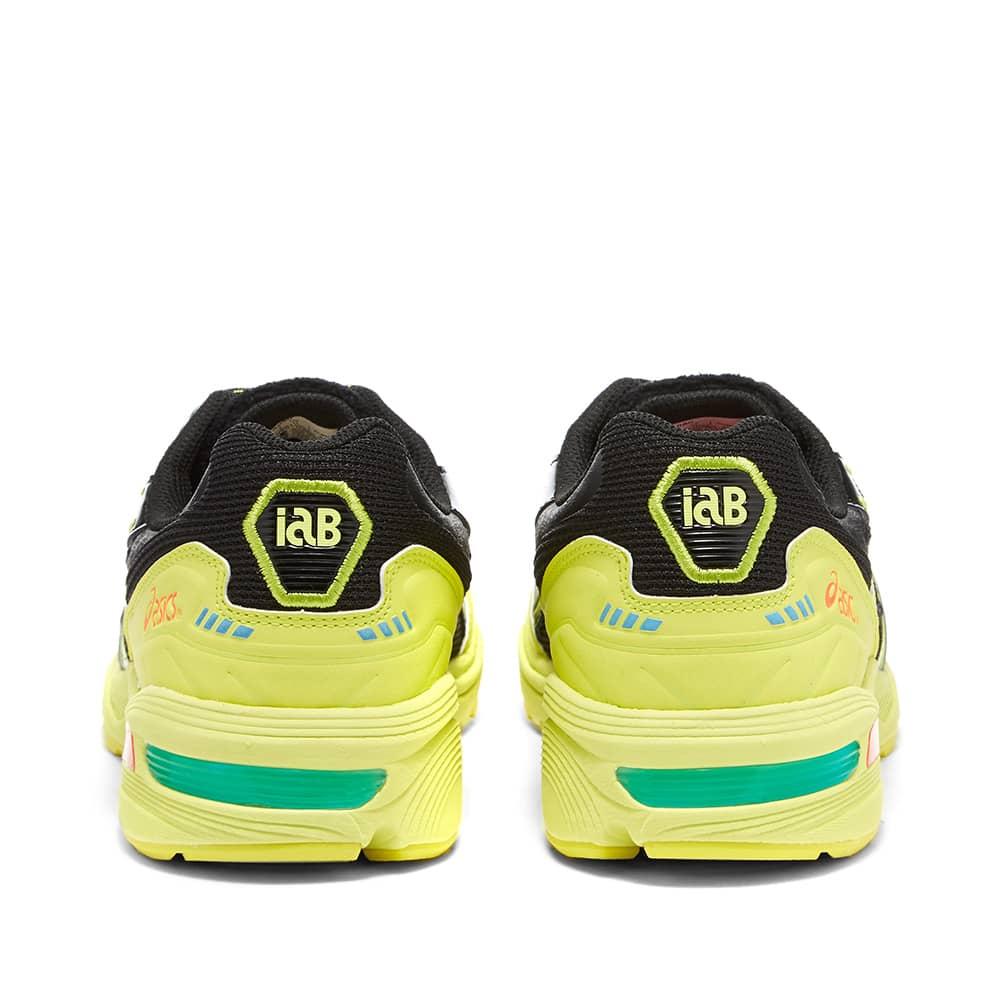 Asics Gel-1090 - Black & Lime Zest