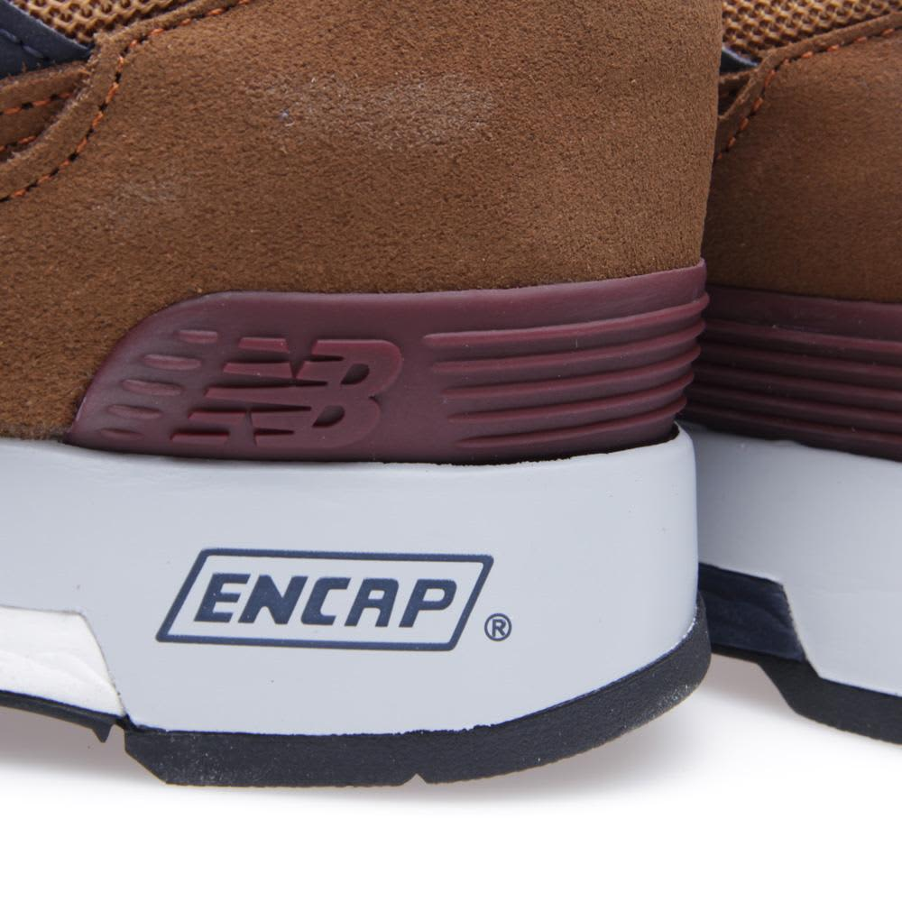 New Balance M577TBN - Made In England - Tan & Navy