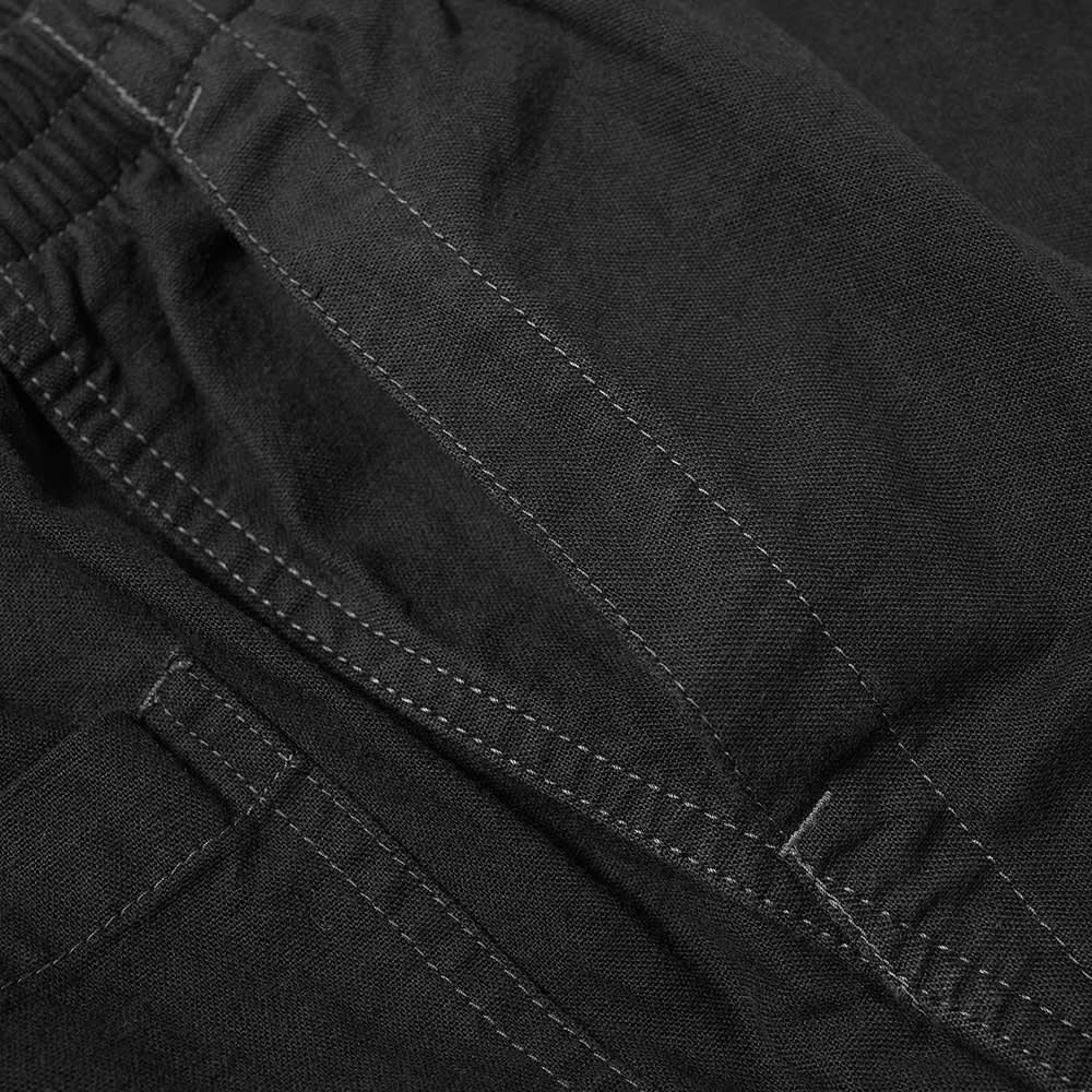 Danton Cotton Canvas Short - Black