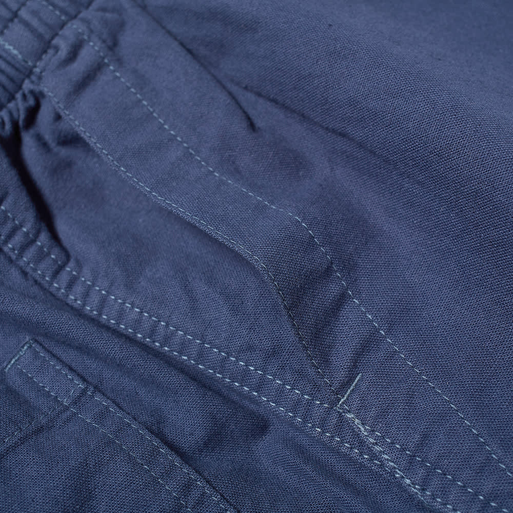 Danton Cotton Canvas Short - Blue Navy
