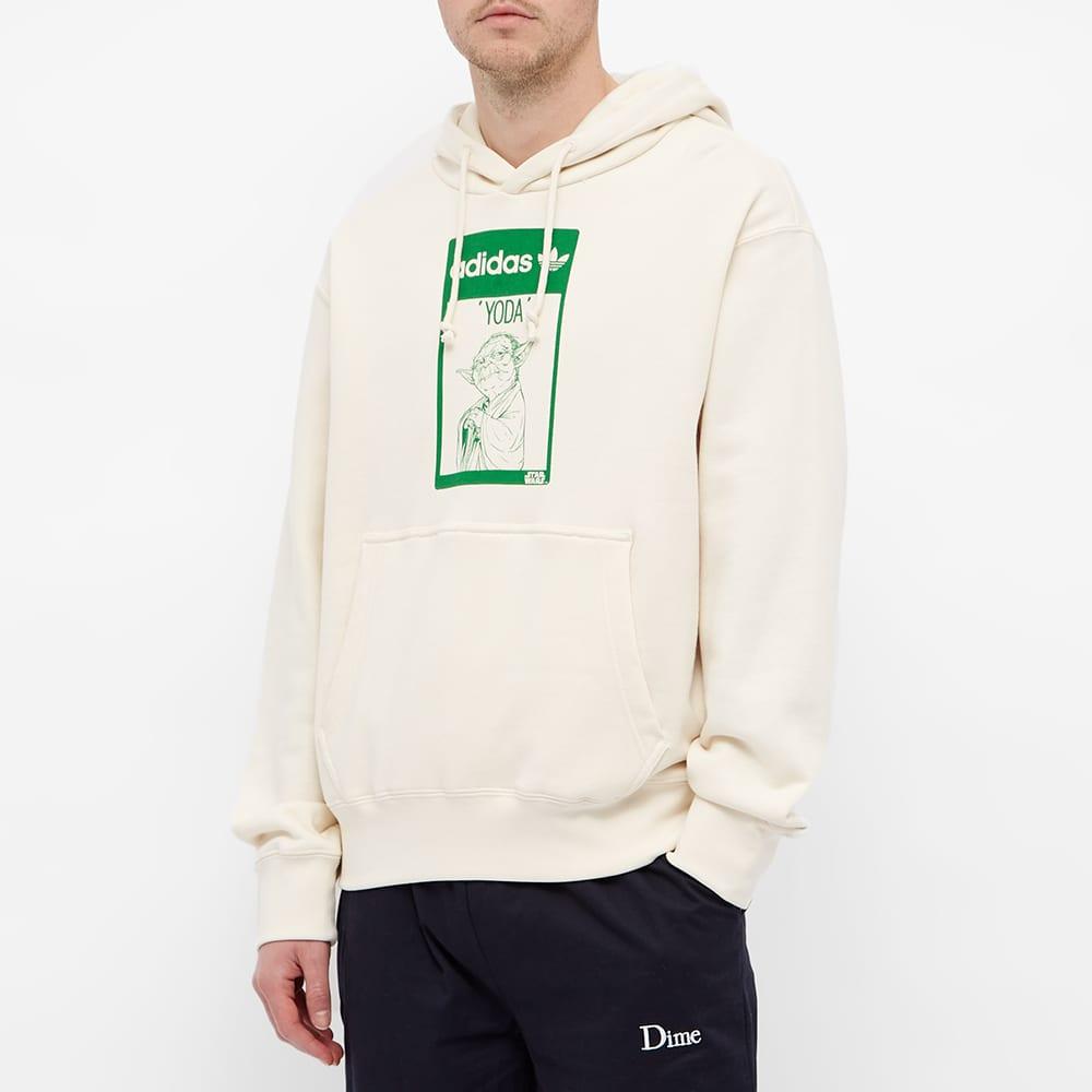 Adidas Yoda Hoody - Non, Dyed