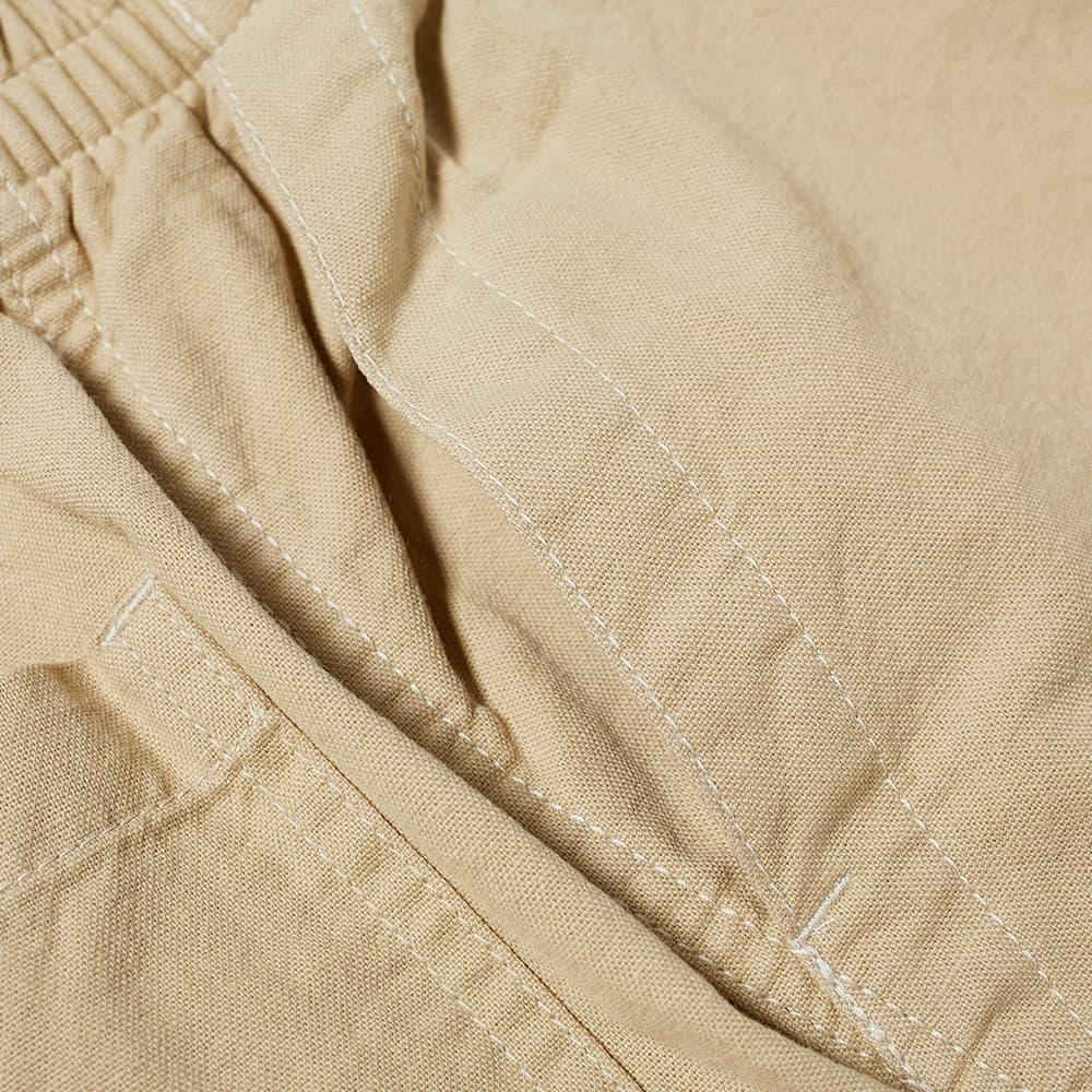 Danton Cotton Canvas Short - Beige