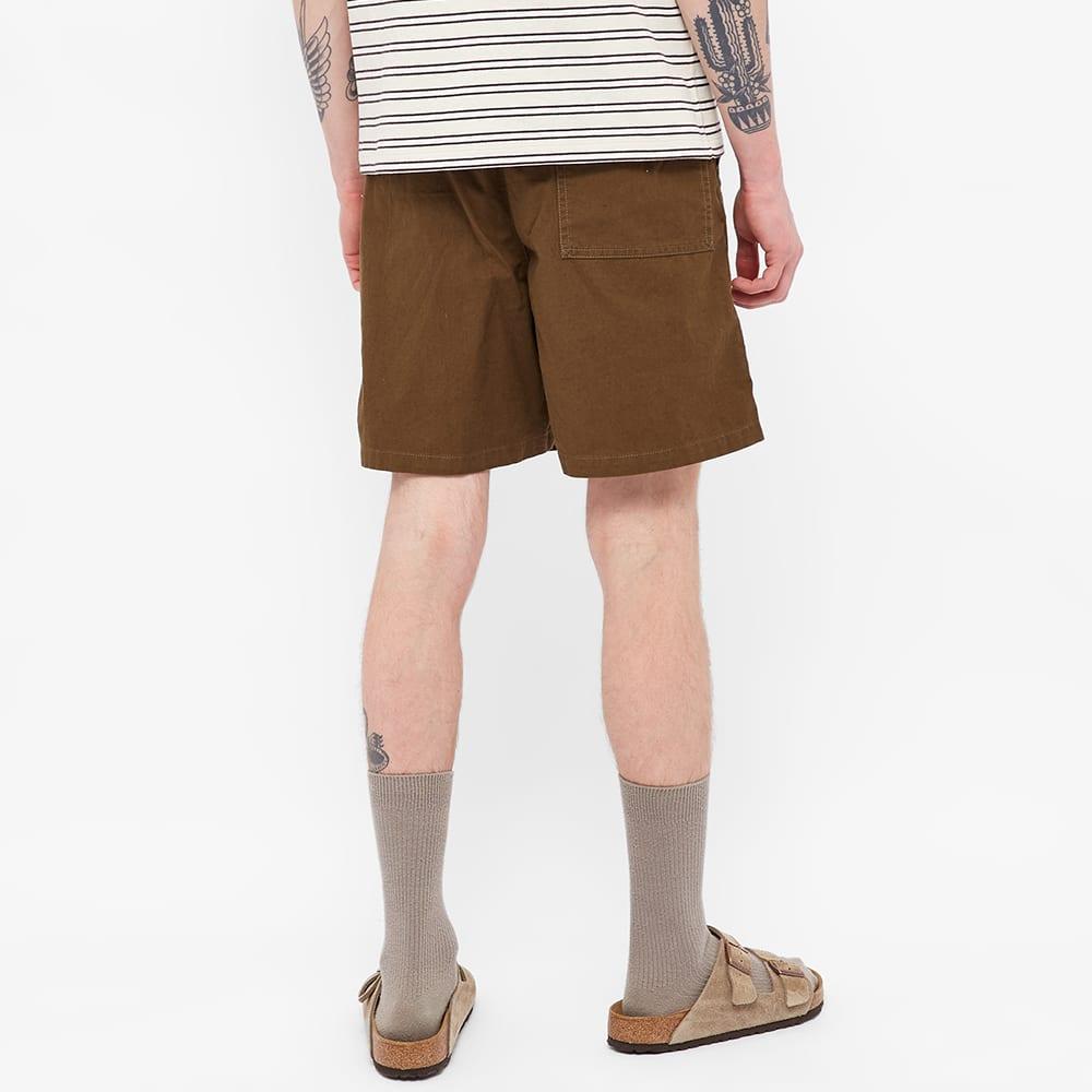 Danton Cotton Canvas Short - Khaki