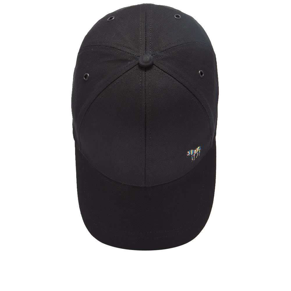 Paul Smith Zebra Logo Cap - Black