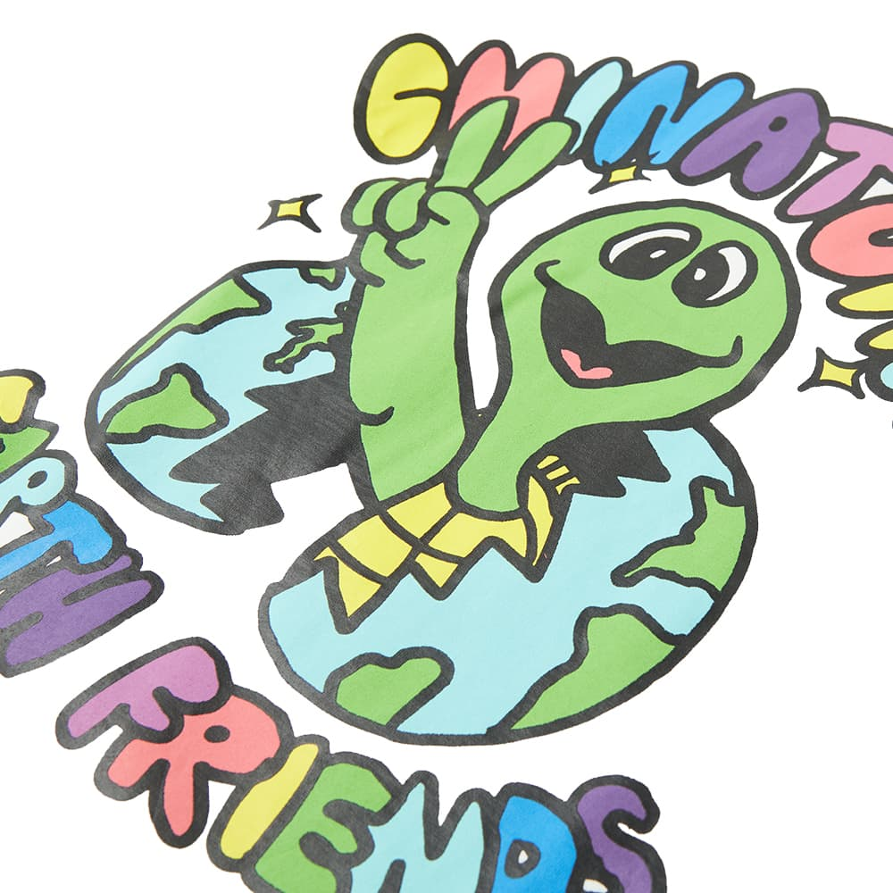 Chinatown Market Earth Friends Tee - White