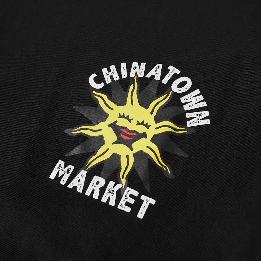 Chinatown Market Sunshine Over The Pyramids Tee - Black