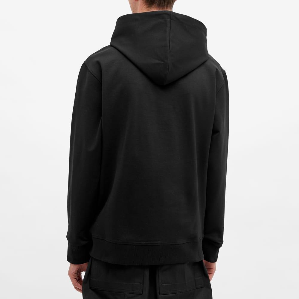 1017 ALYX 9SM Buckle Logo Popover Hoody - Black