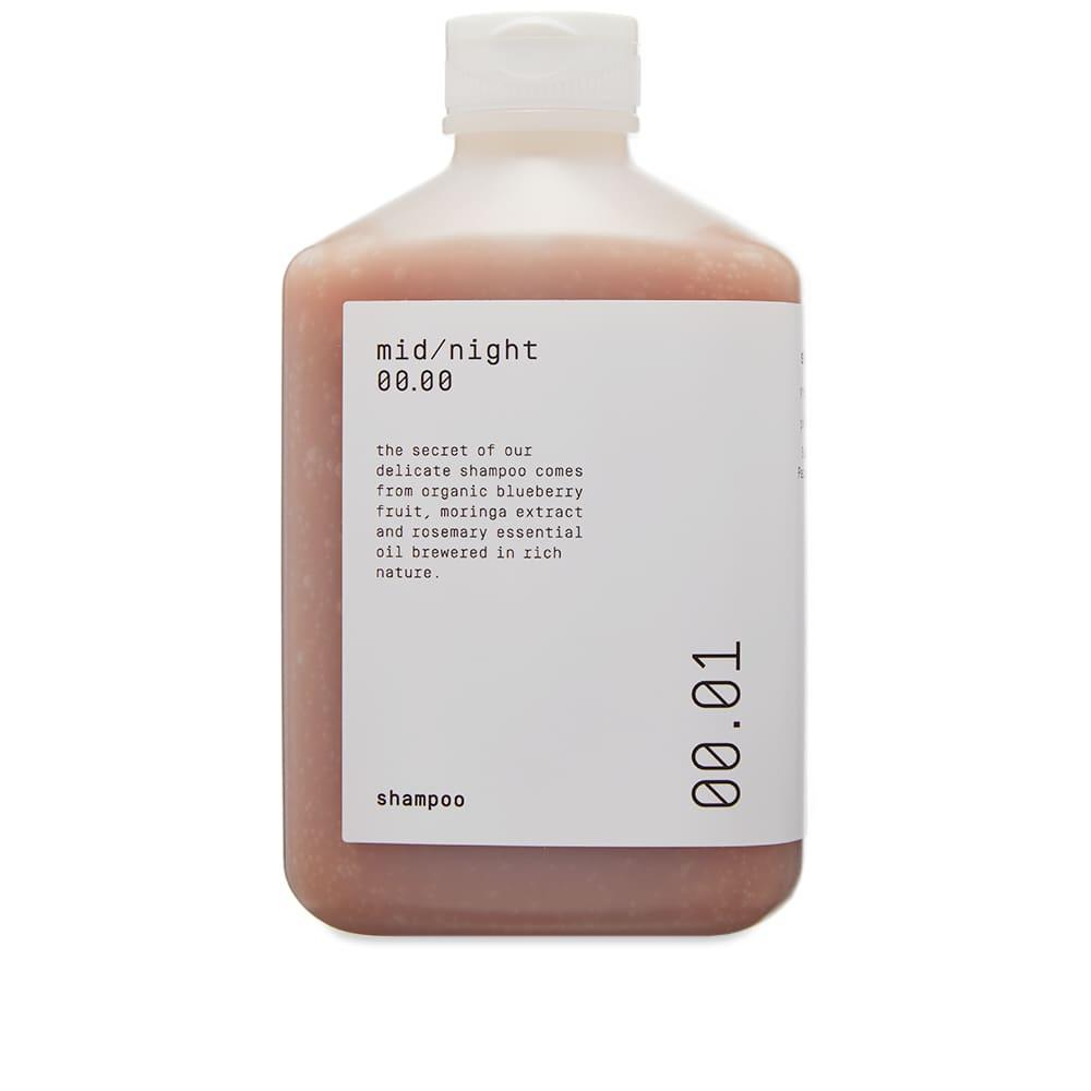 mid/night 00.00 Shampoo 00.01 - 300ml