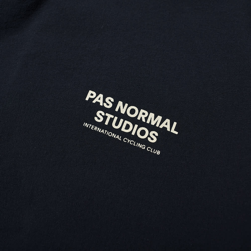Pas Normal Studios Off-Race Woven Short - Black