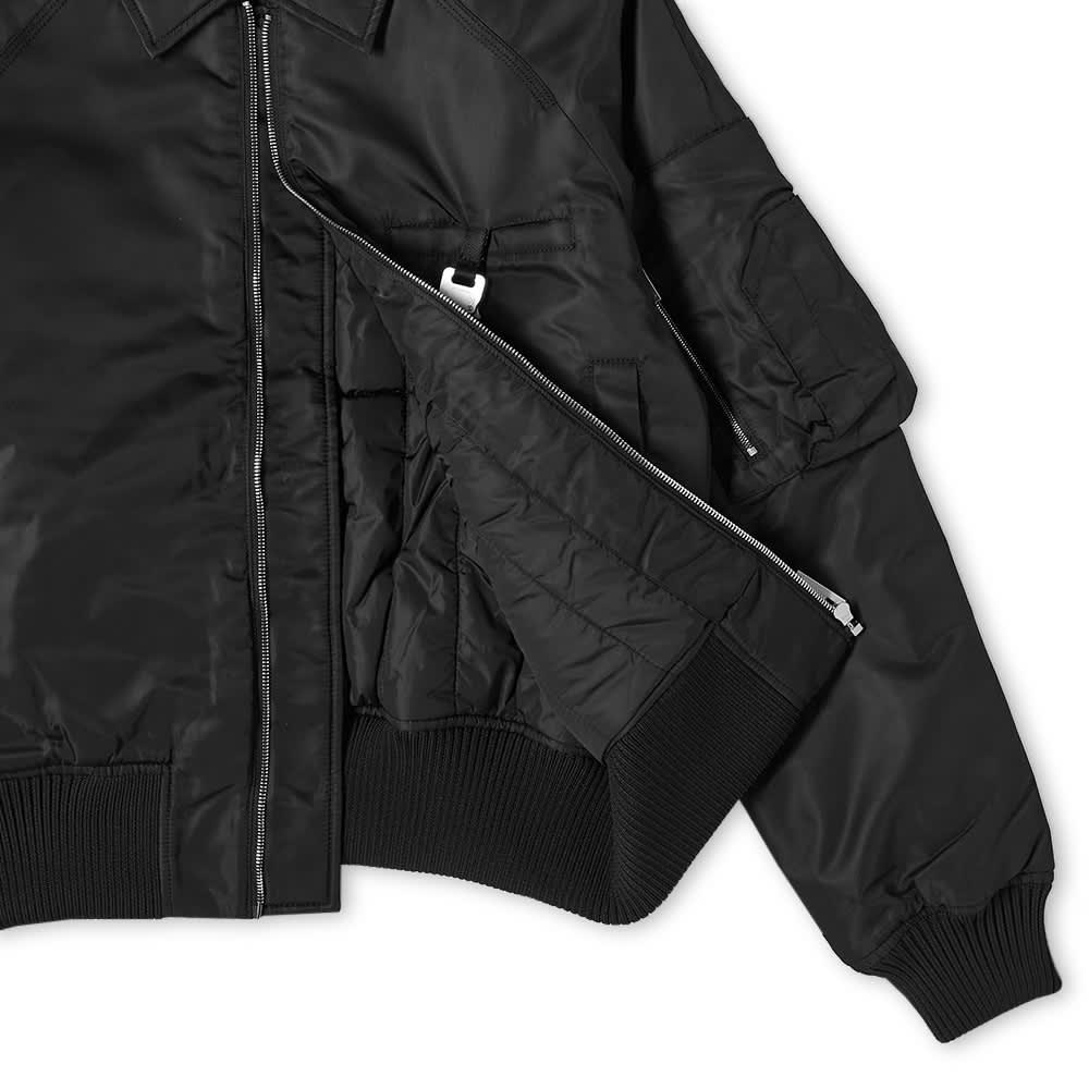 1017 ALYX 9SM Bomber Jacket - Black
