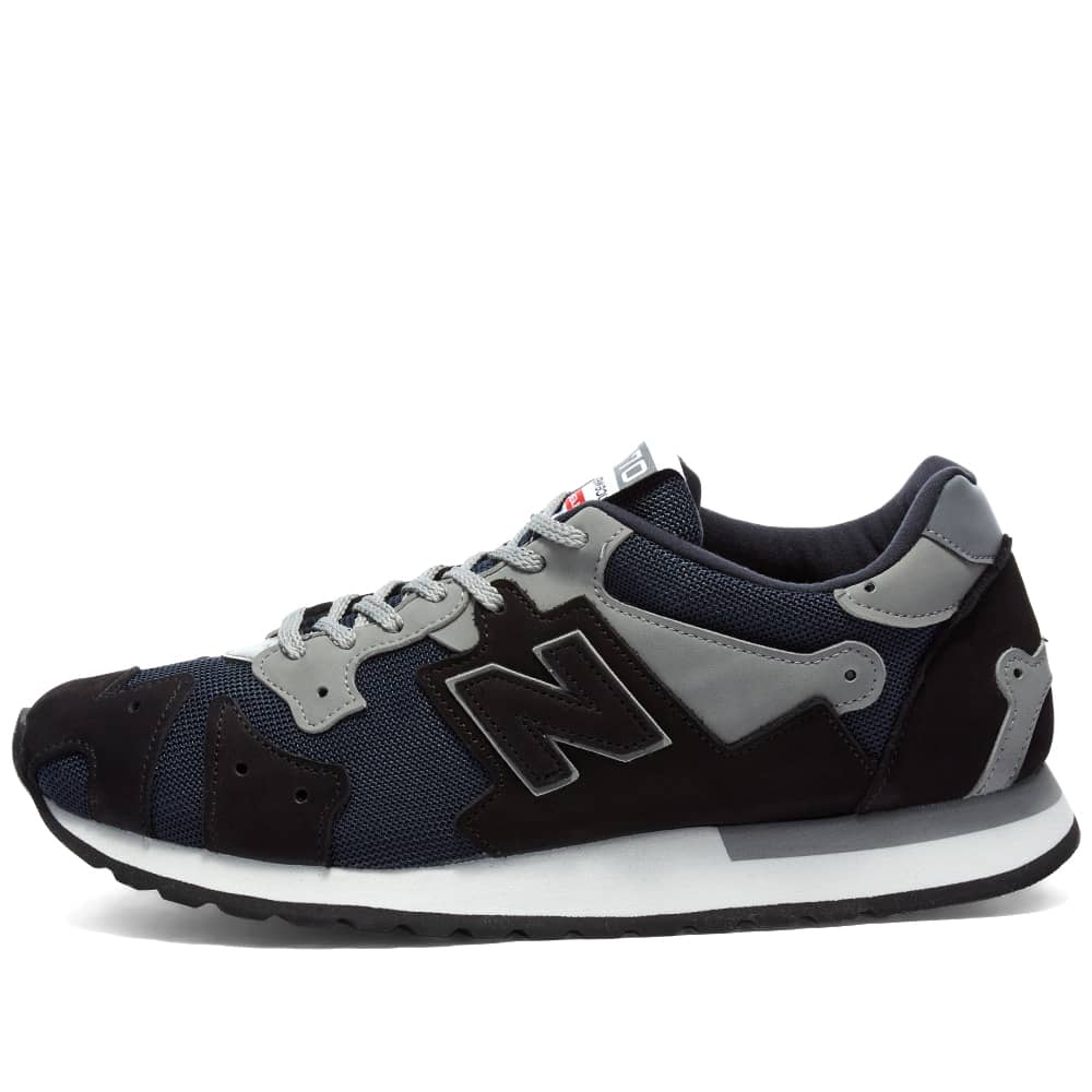 New Balance R770NNG - Made in England - Navy & Grey