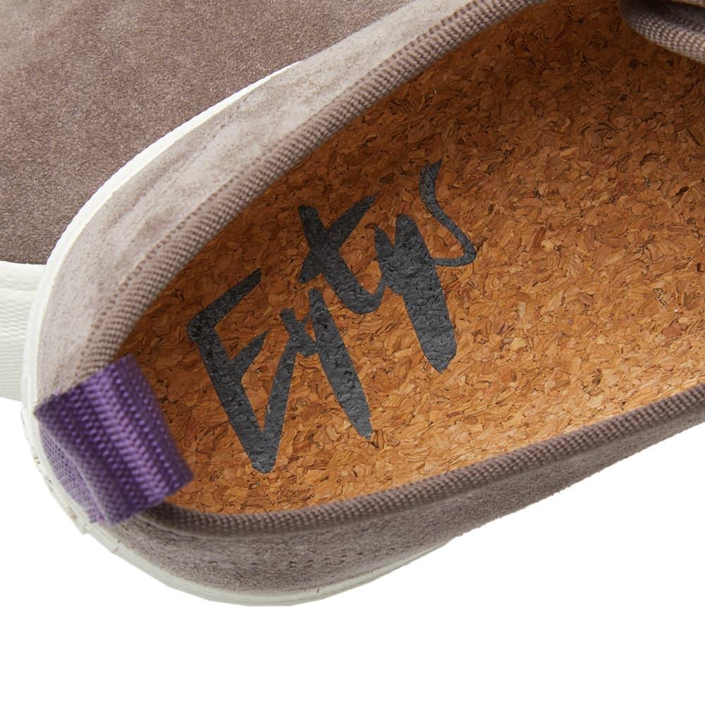 Eytys Mother Suede Sneaker - Iron