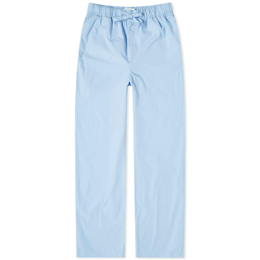 Tekla Fabrics Sleep Pant - Shirt Blue