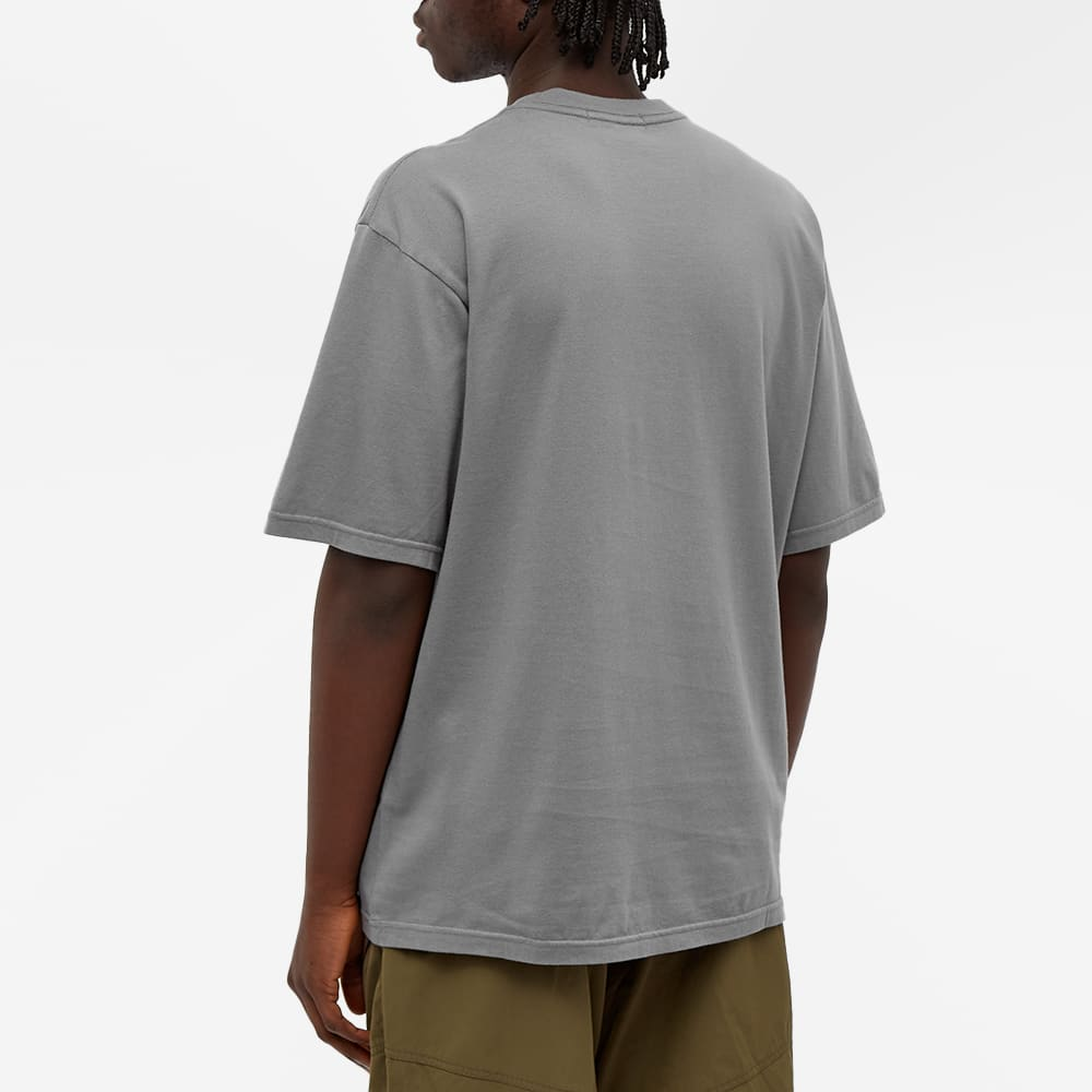 Undercover The End Tee - Blue Grey