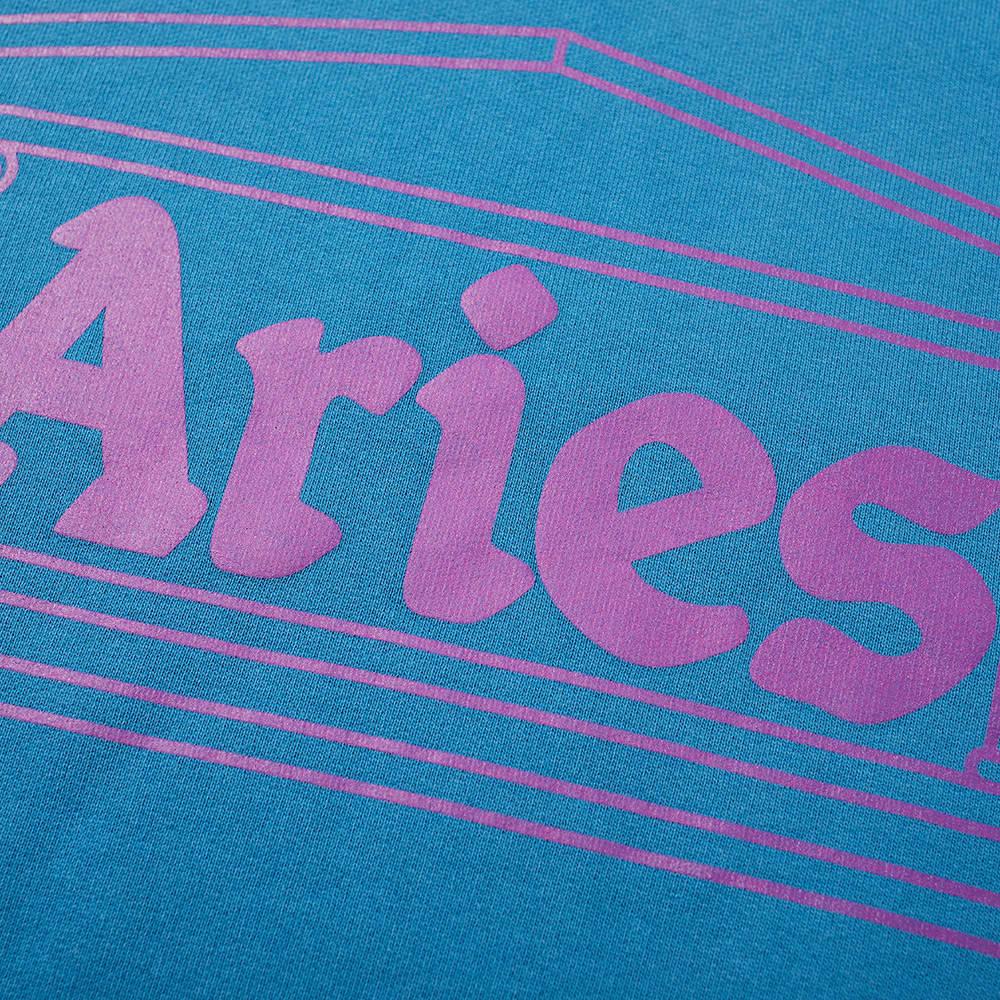 Aries Column Crew Sweat - Oil Slick