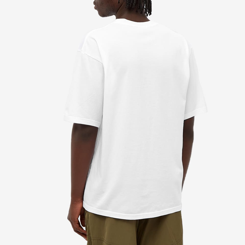 Undercover The End Tee - White