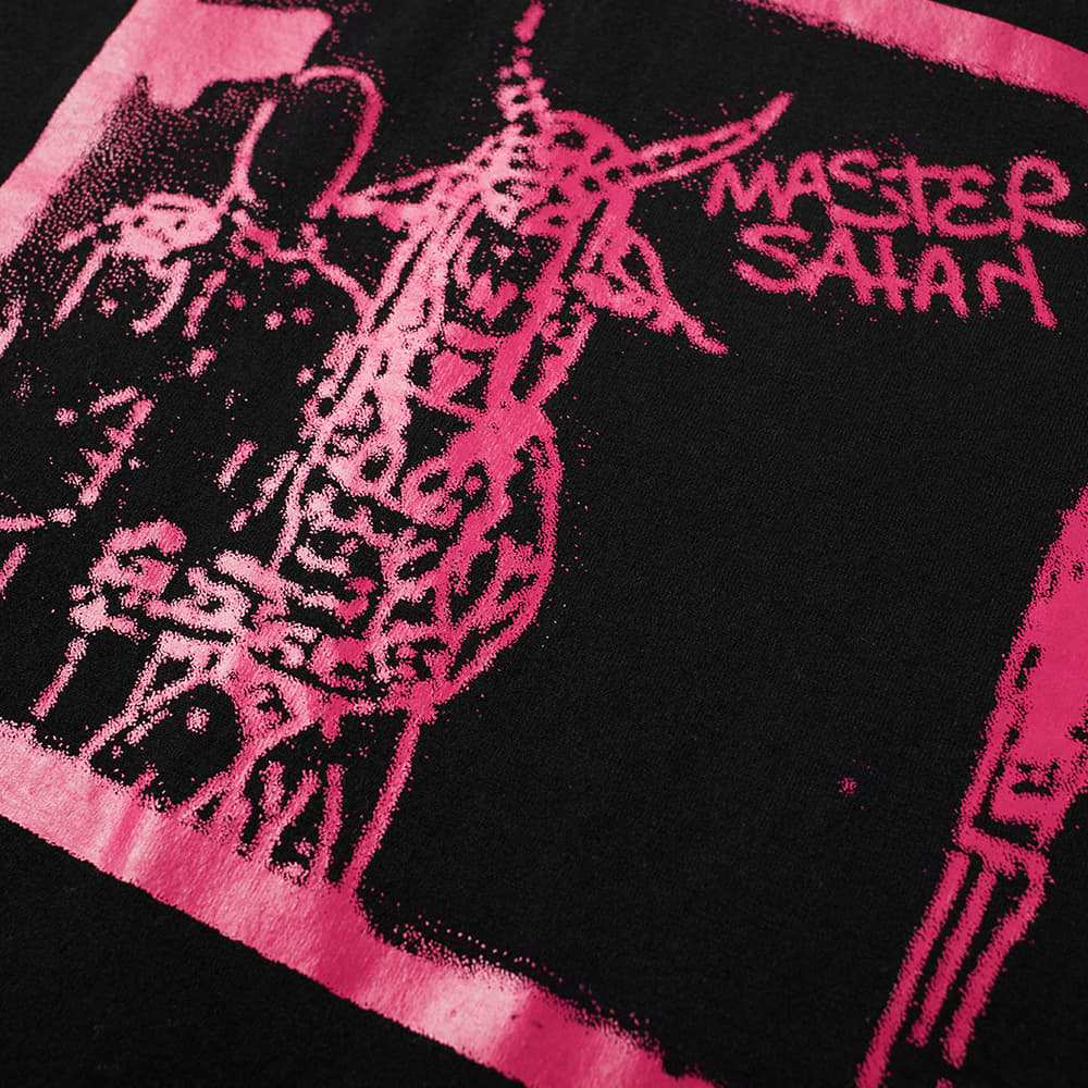 Aries Satanic Panic Tee - Black