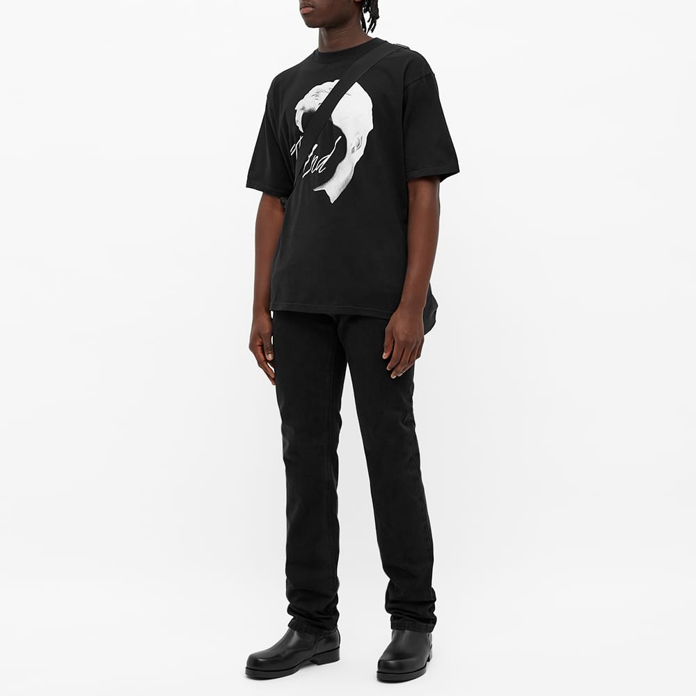 Undercover The End Tee - Black