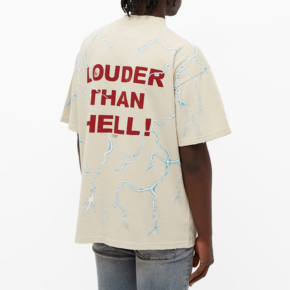 Represent Louder Than Hell Tee - Vintage White