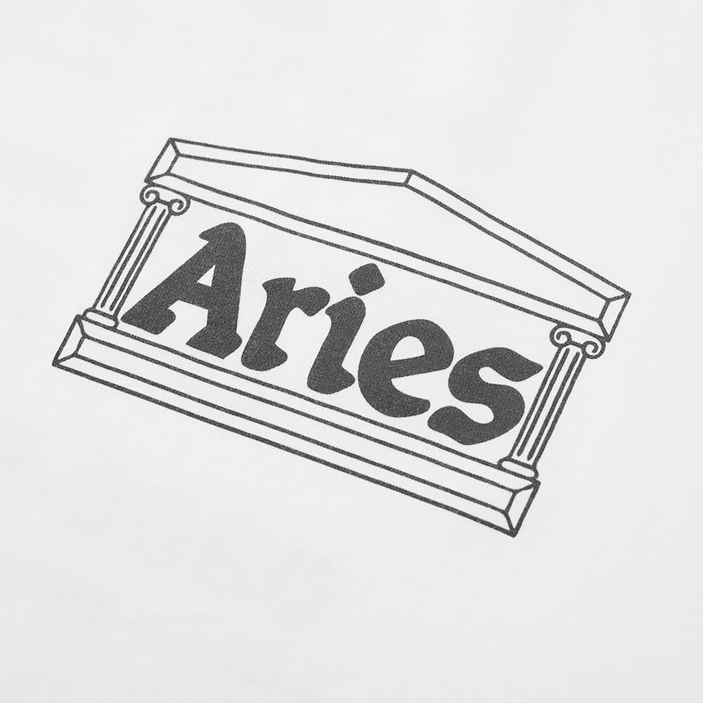 Aries Mystic Business Tee - White