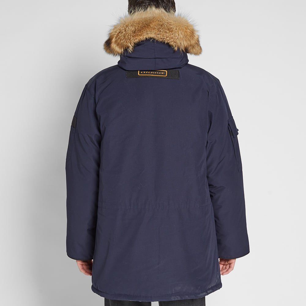 Canada Goose Expedition Parka - Admiral Blue