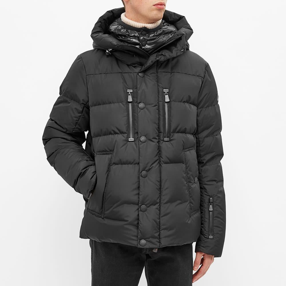 Moncler Grenoble Rodenberg Jacket - Black