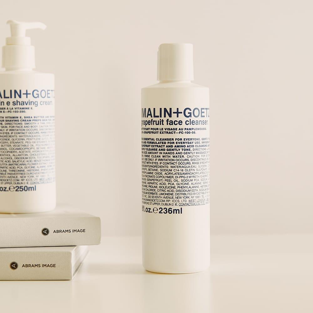 Malin + Goetz Grapefruit Face Cleanser - 236ml