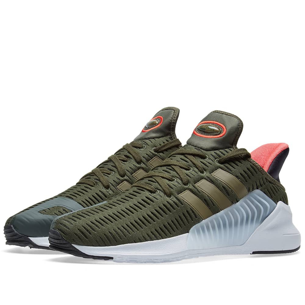 legal eco Describir  Adidas ClimaCool 02/17 Night Cargo & Trace Olive | END.