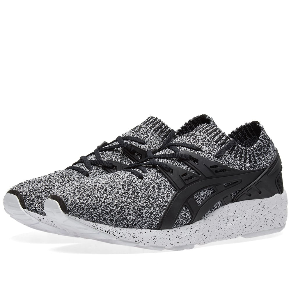 asics kayano trainer knit