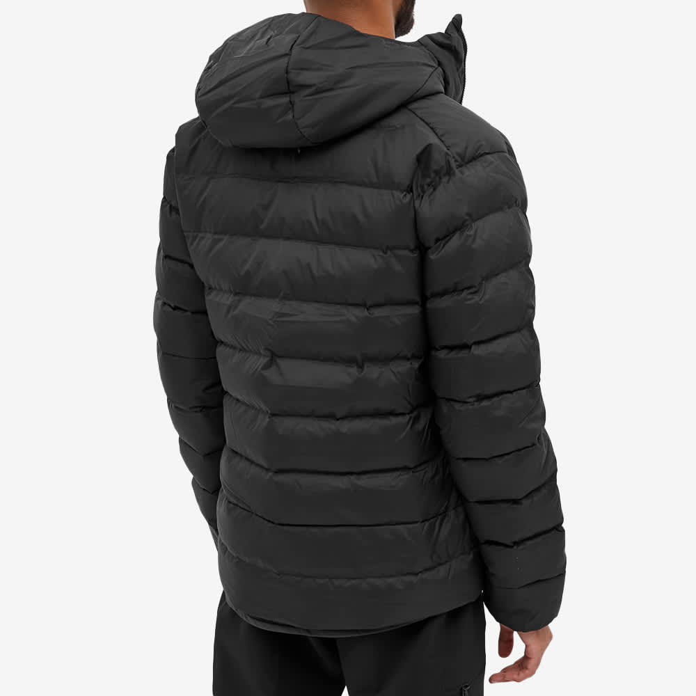 Arc'teryx Thorium AR Hooded Down Jacket - 24K Black