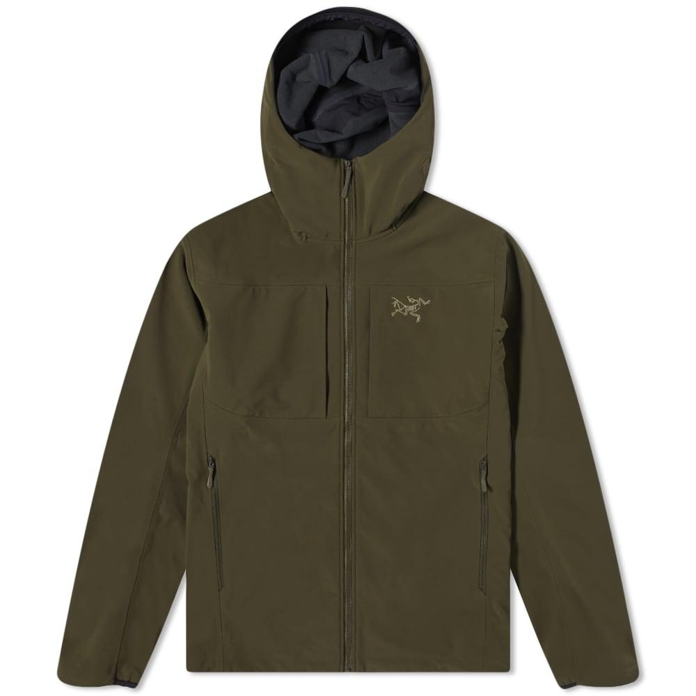 Arc'teryx Gamma MX Hooded Softshell Jacket - Anecdote