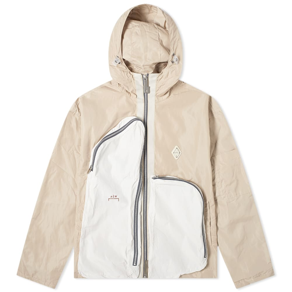 A-COLD-WALL* Passage Jacket - Taupe