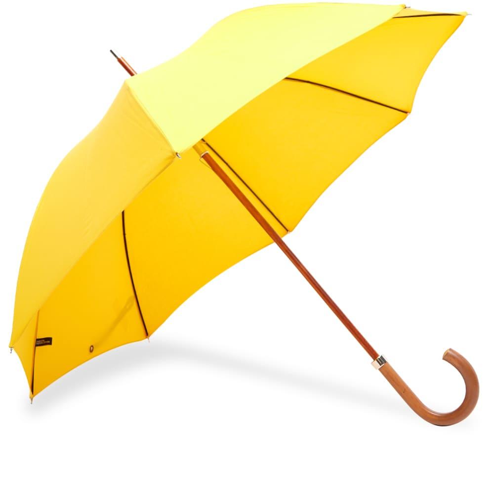 London Undercover City Lux Umbrella - Yellow