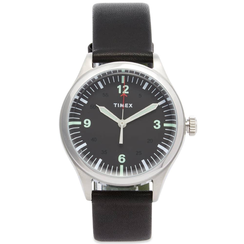 Timex Archive Waterbury United - Steel & Black