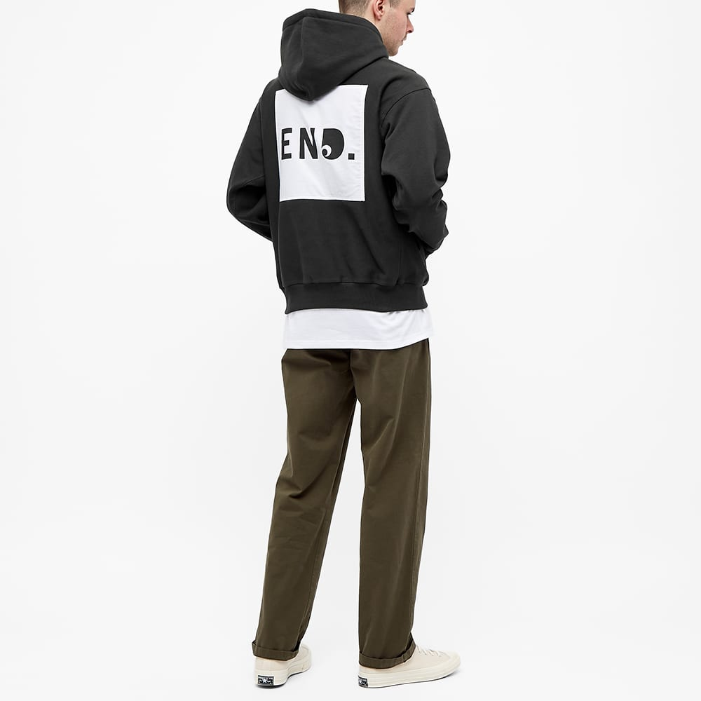 END. x Carhartt WIP Hooded American Sweat - Black