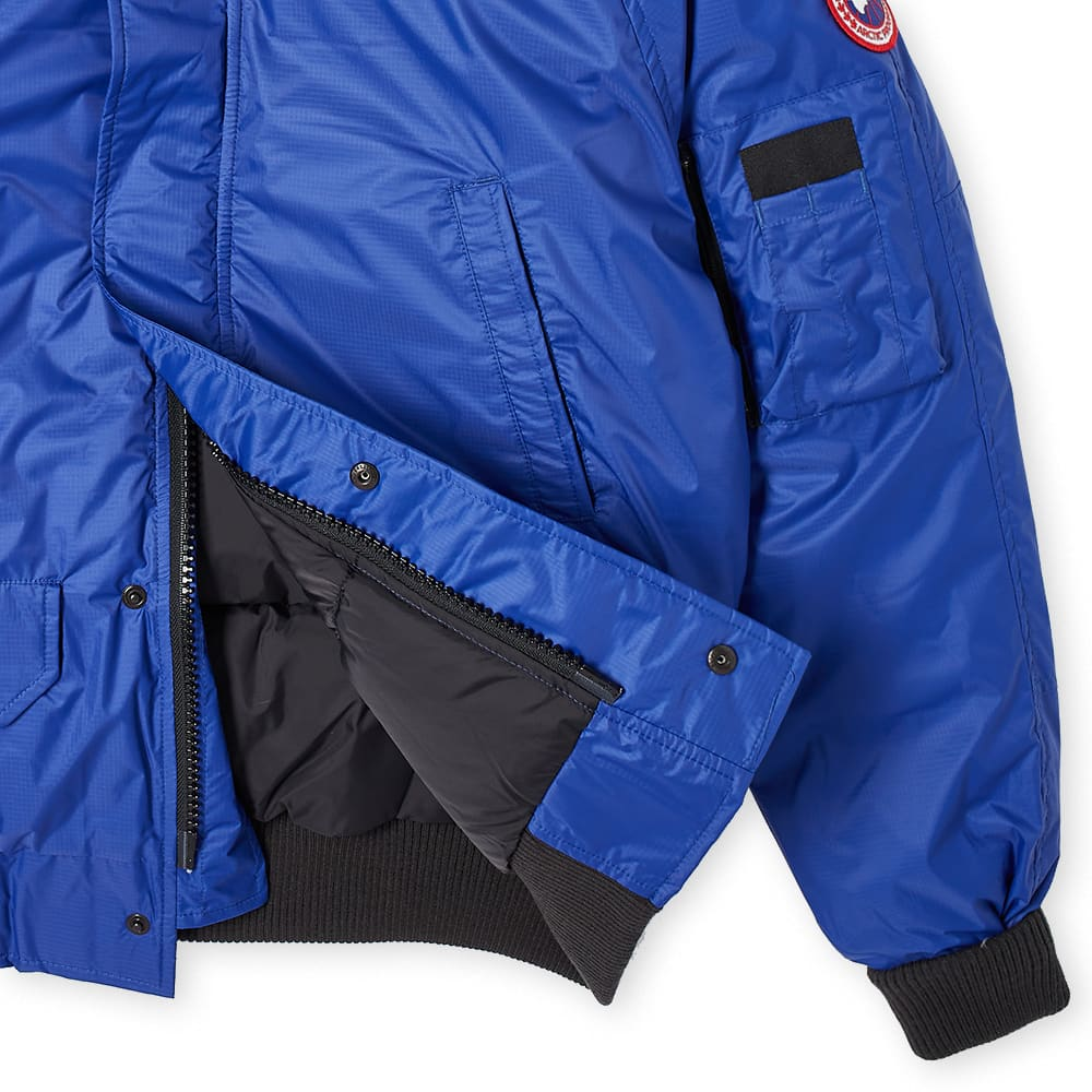 Canada Goose Chilliwack Bomber Jacket - Pacific Blue