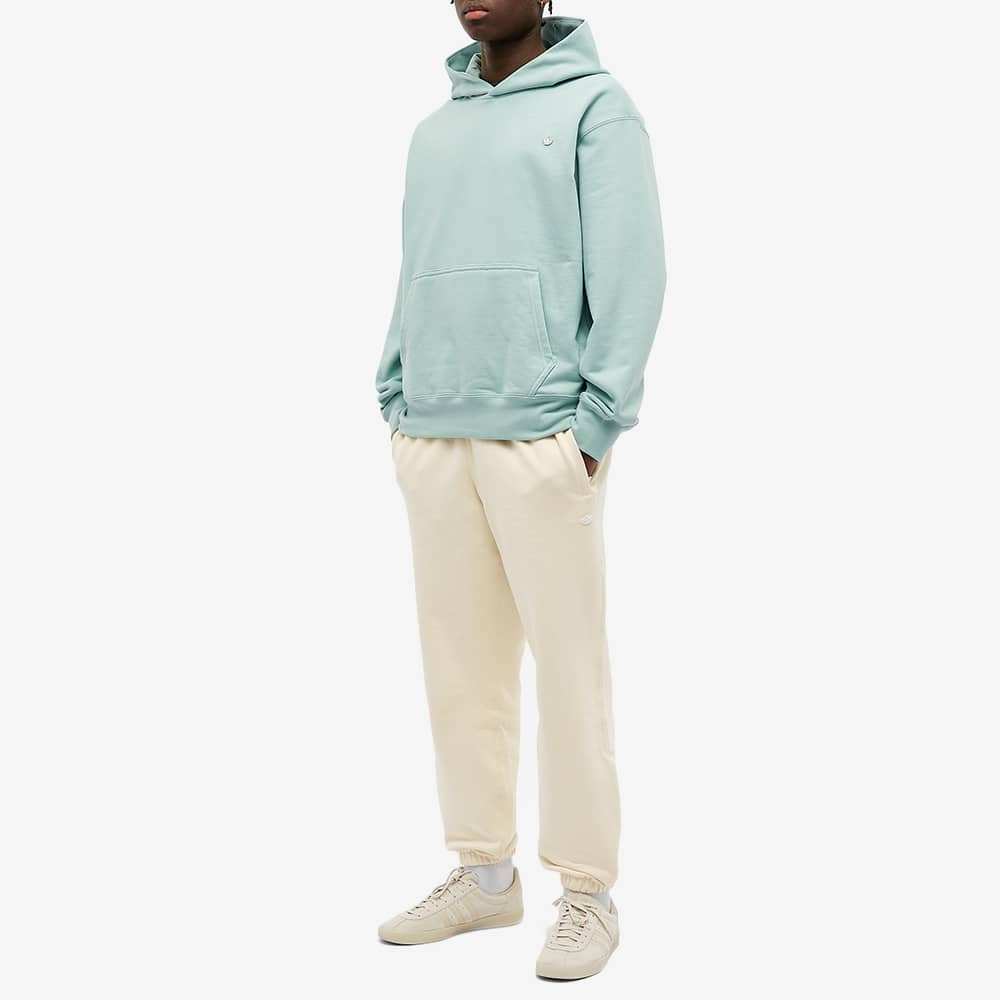 Adidas Premium Essentials Hoody - Hazy Green