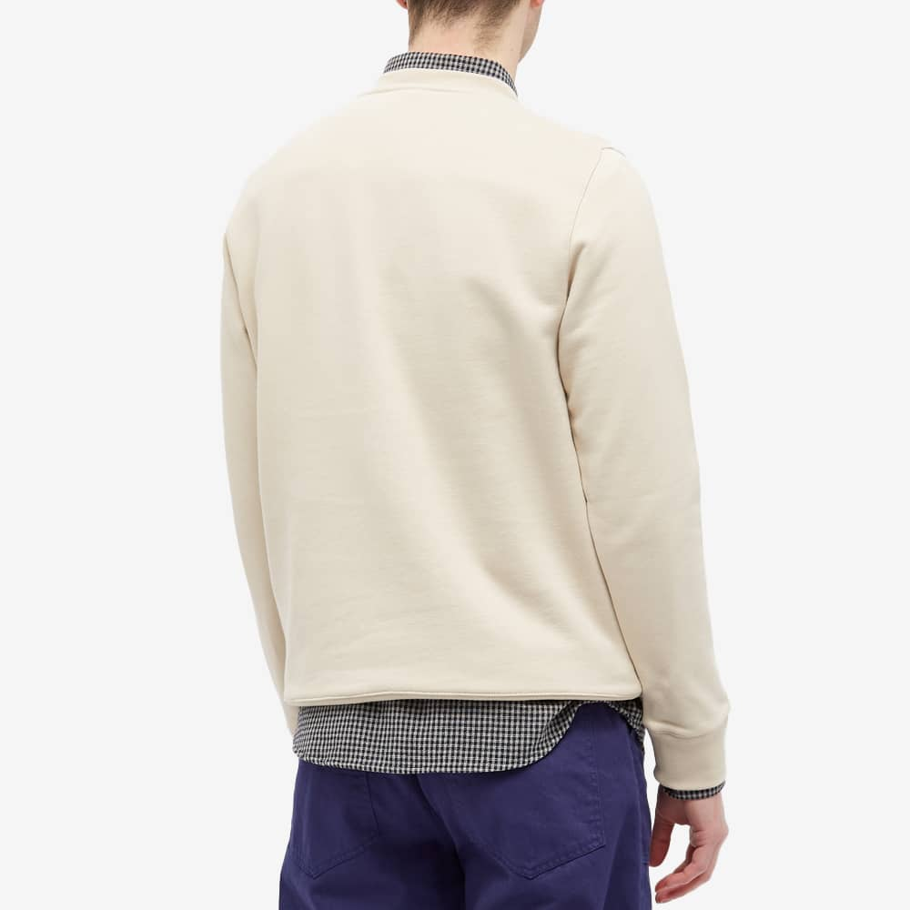Norse Projects Vagn NP Logo Crew Sweat - END. Exclusive - Oatmeal