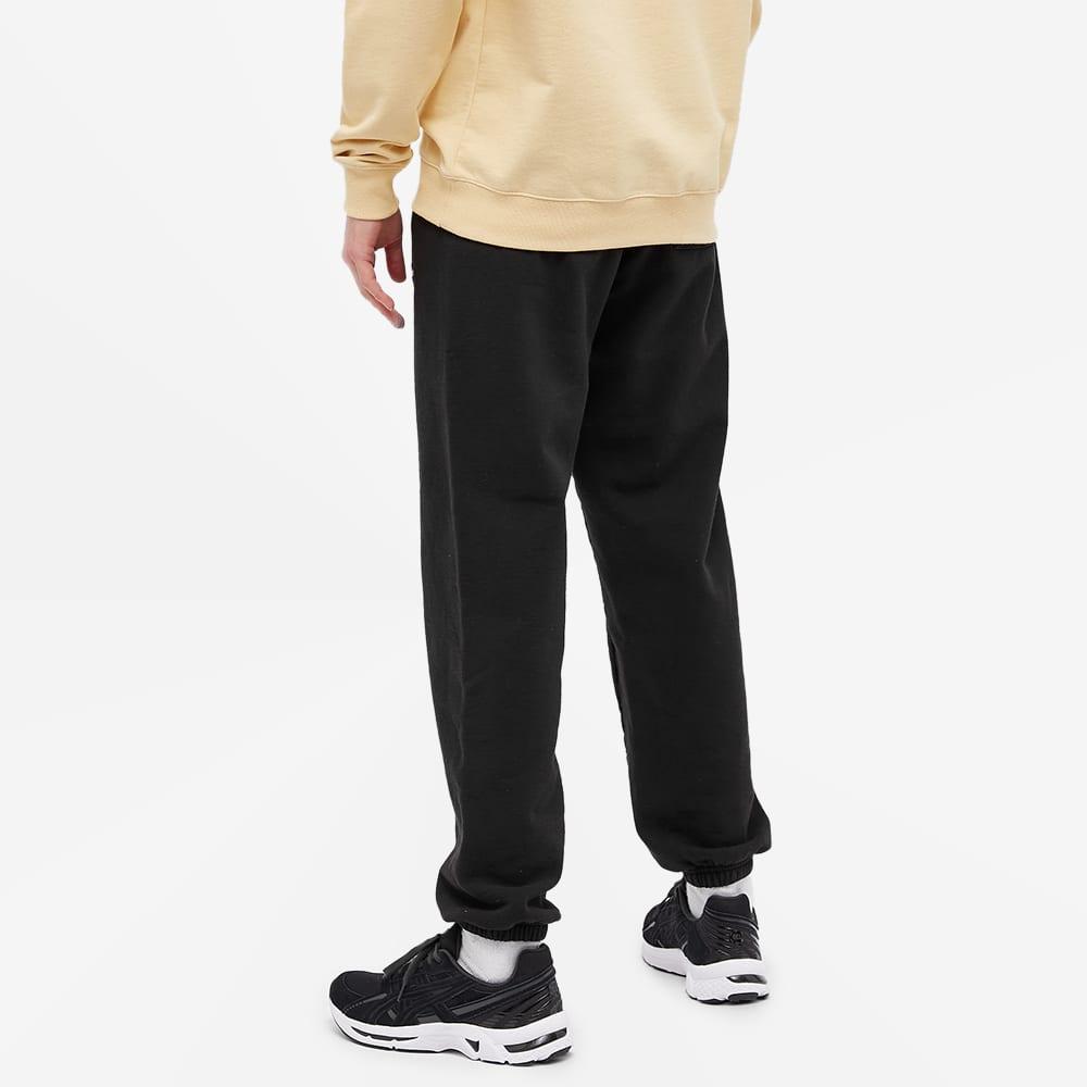 Sporty & Rich Classic Logo Sweat Pant - Black & White