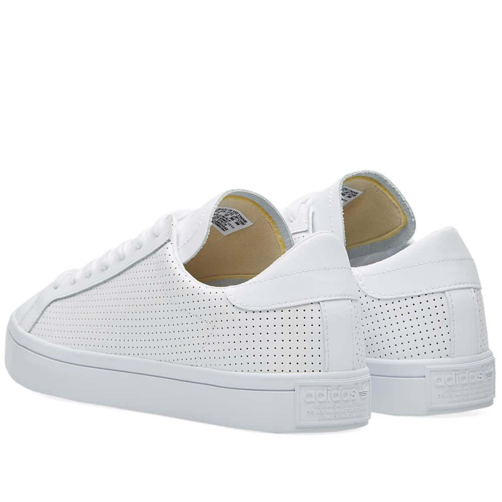 Adidas Court Vantage - White & Core Black