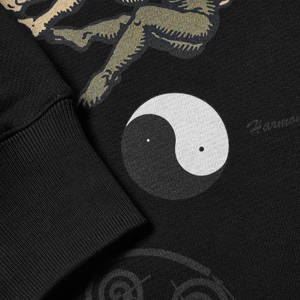 Soulland Zodiac Sweat - Black