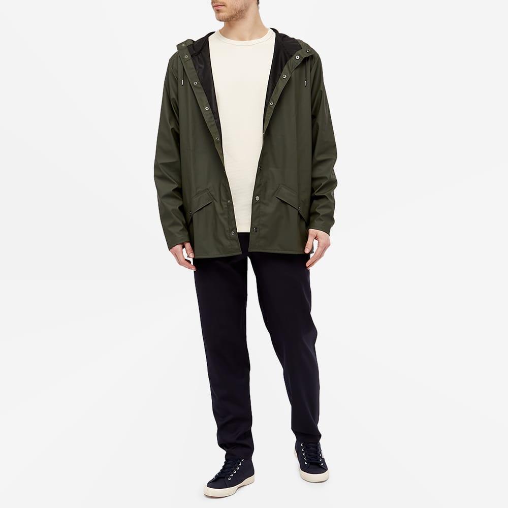 RAINS Classic Jacket - Green