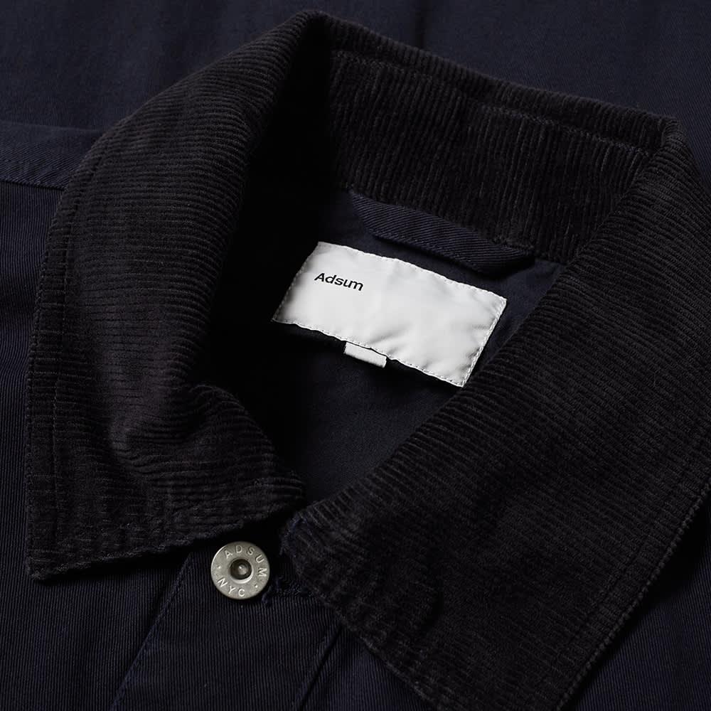 Adsum Work Jacket - Dark Navy