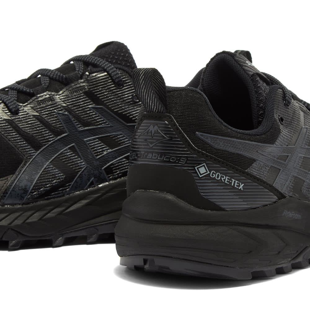 Asics Gel Fuji Trabuco 9 Gore-Tex - Black & Carrier Grey