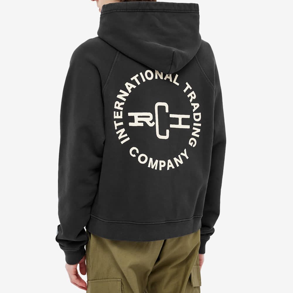 Reese Cooper RCI International Hoody - Black
