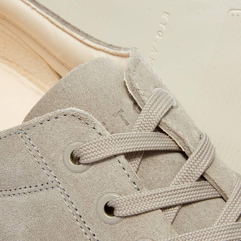 ETQ. Premium Suede Low Top 1 Sneaker - Ash