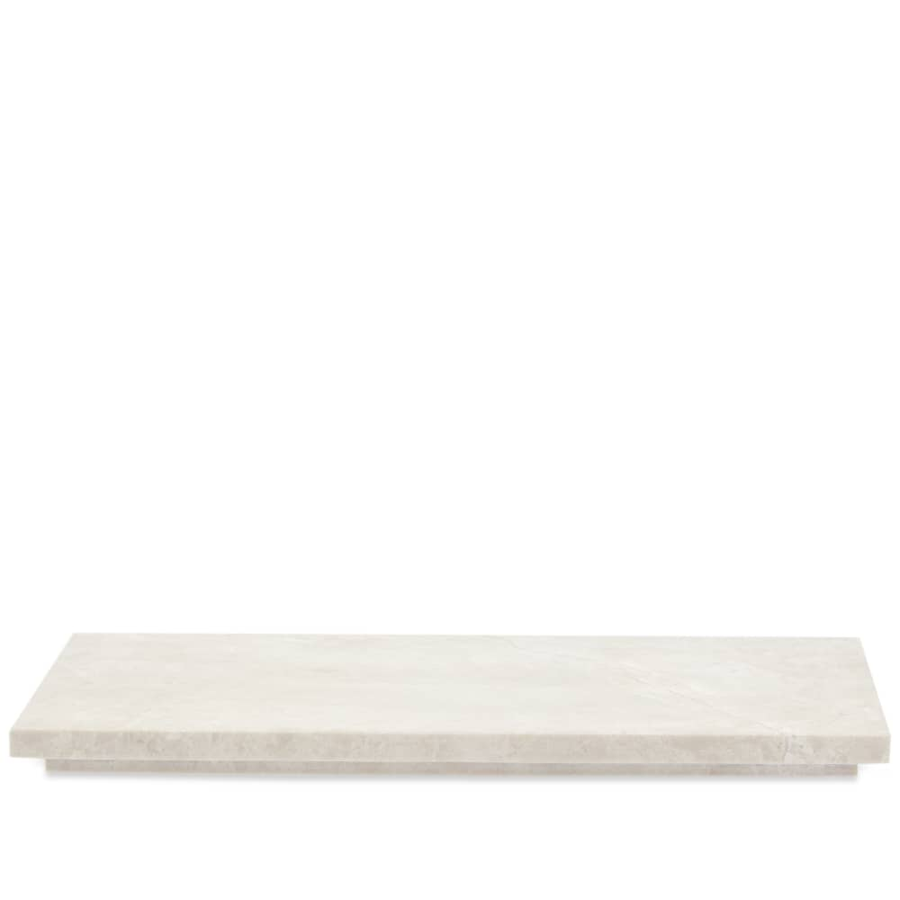 Ferm Living Tray For Plant Box - Marble - Beige