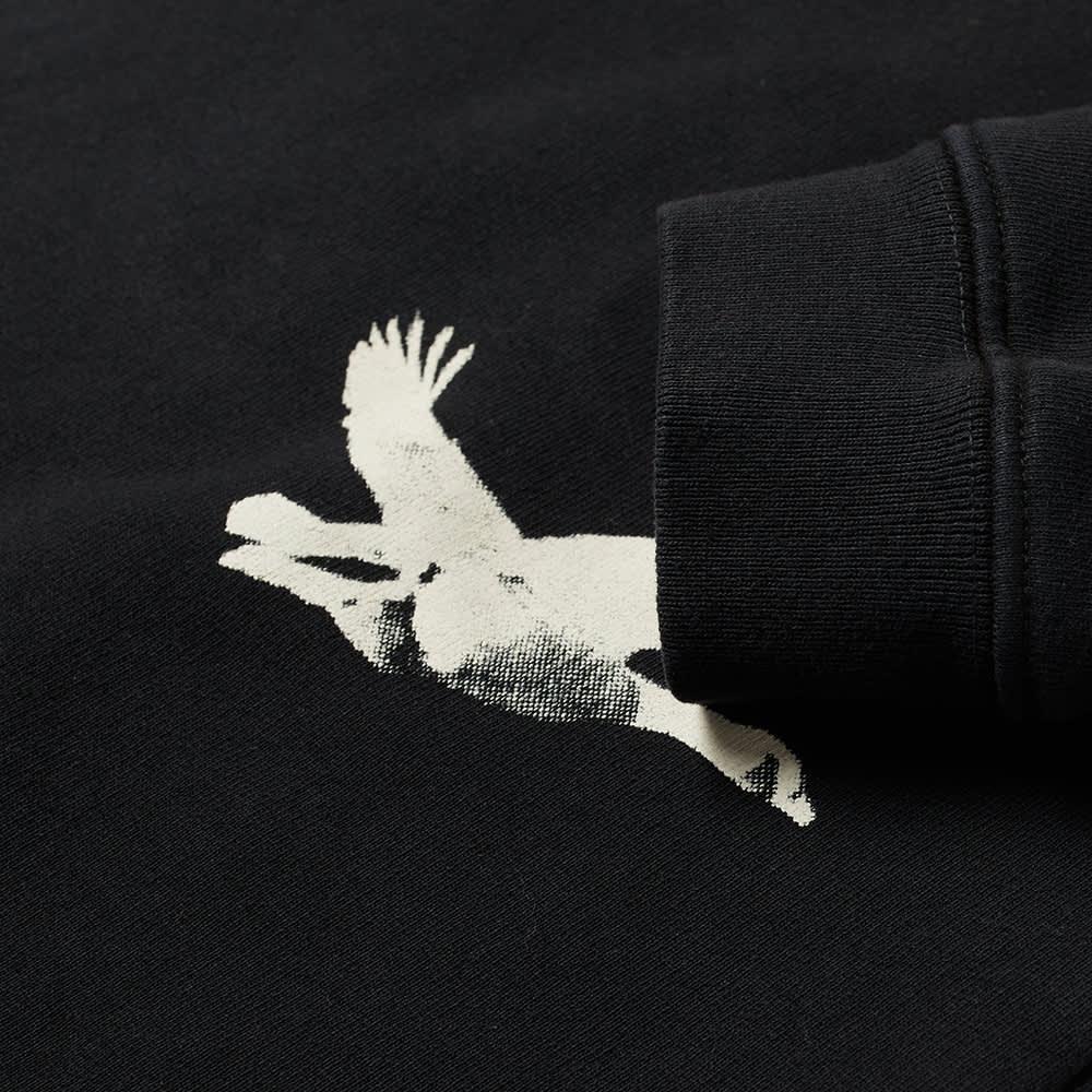 Reese Cooper Flying Ducks Crew Sweat - Black