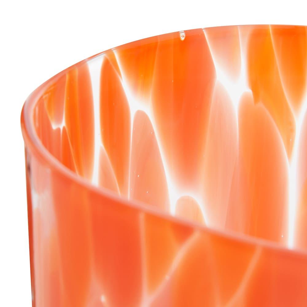 Ferm Living Casca Vase - Poppy Red