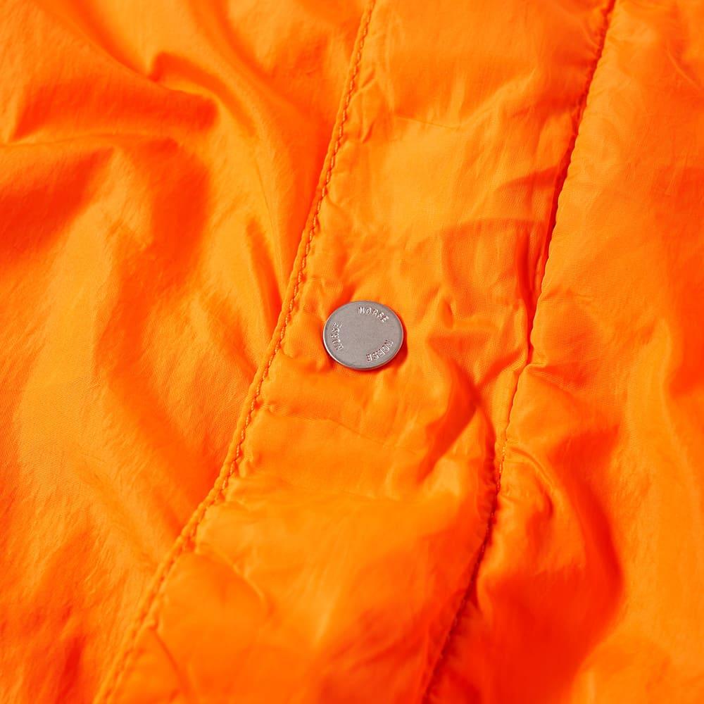 Norse Projects Svend Garment Dye Nylon Jacket - Industrial Orange